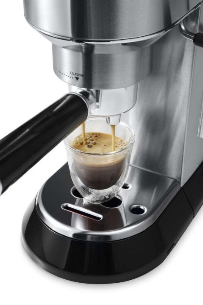 De'Longhi Dedica EC 680 Espressomaschine