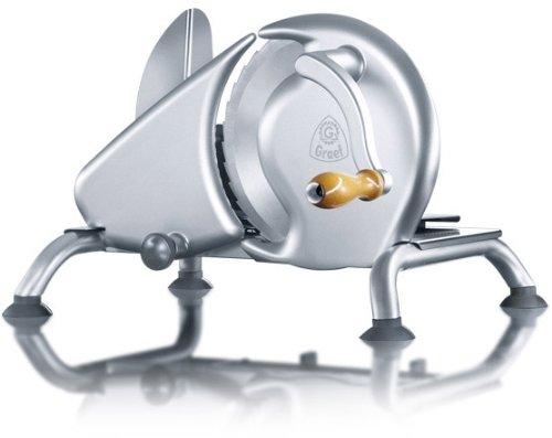 Manuelle Brotschneidemaschine H9 (Graef): Sie besticht mit Edelstahl