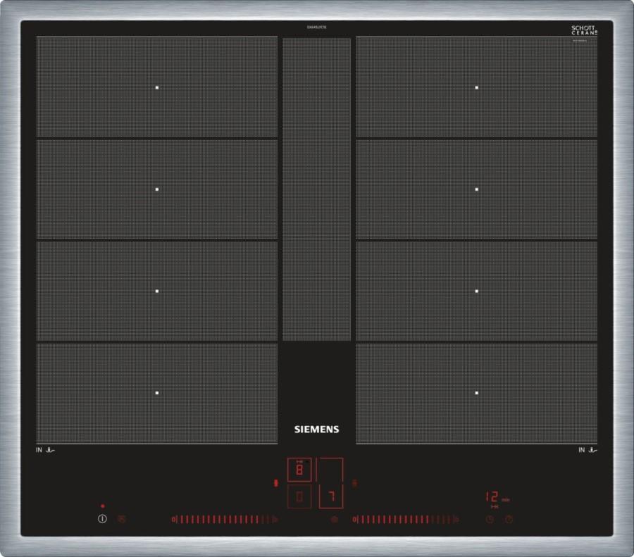 Siemens Induktionskochfeld: IQ 700 liefert 60 cm Durchmesser zu gutem Preis