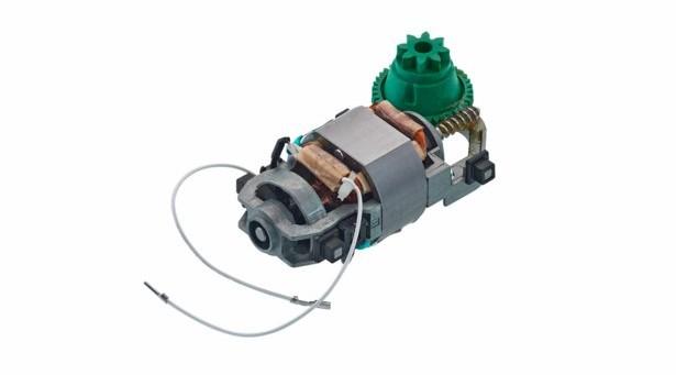 motor grünes zahnrad