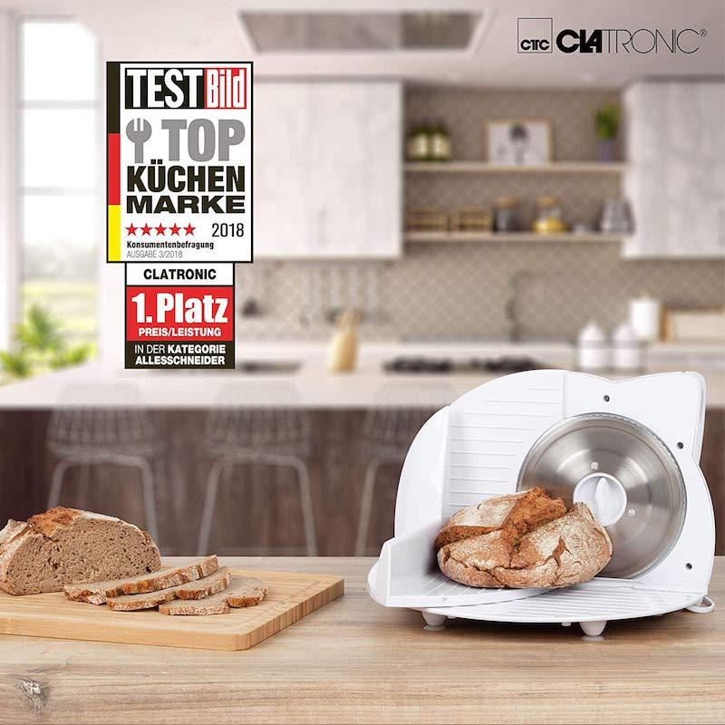 Brotschneidemaschine günstig kaufen: 11 Schnäppchen unter 70 €